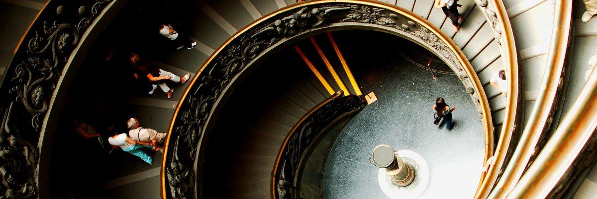 Stairway at Sistine